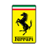 Aluminium wheels for Ferrari