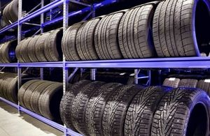 Tyre wholesaler for professionals.