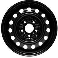 Steel wheel 6x15 quot for hyundai santa fe 2wd 2 0i gls 01 2001 06 2003
