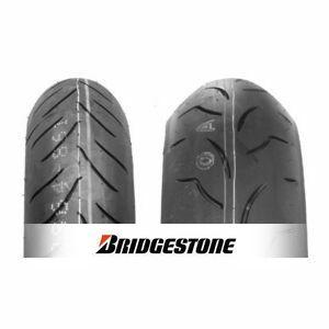 Bridgestone Battlax BT-016 PRO 190/50 ZR17 73W Rear